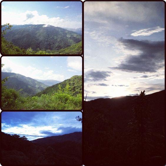 Esta belleza natural es en el estado Cojedes, La Sierra (Foto: @jvaneliz)