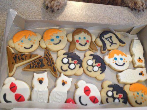 HP cookies!