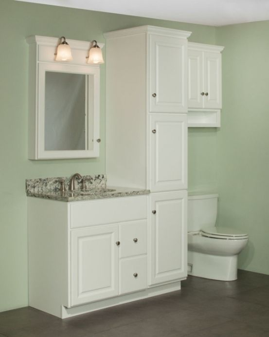 Top 3 Lowes Bathroom Cabinets Wall