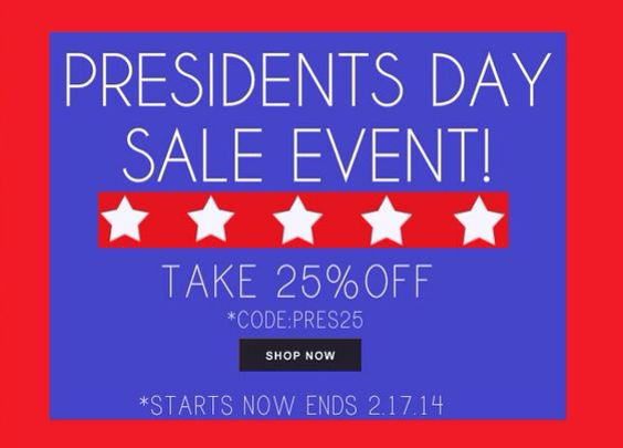 Hurry over to PrettyInPynk.com and get 25% OFF Your Entire Order! SALE ENDS TODAY!
