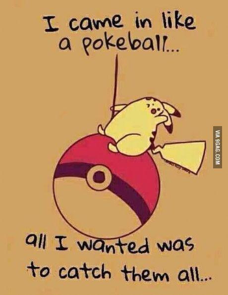 Pokemon Go! xD