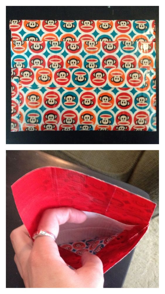 Julius duct tape wallet @Paul Frank The Official Page