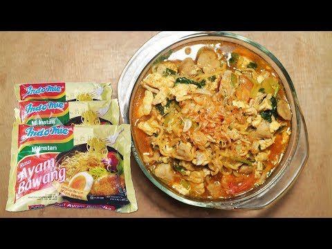 Resep Indomie Mie Tek Tek Resep Mie Tek Tek Mudah Enak Dapur Sekilas Info Youtube Resep Makanan Makanan Resep