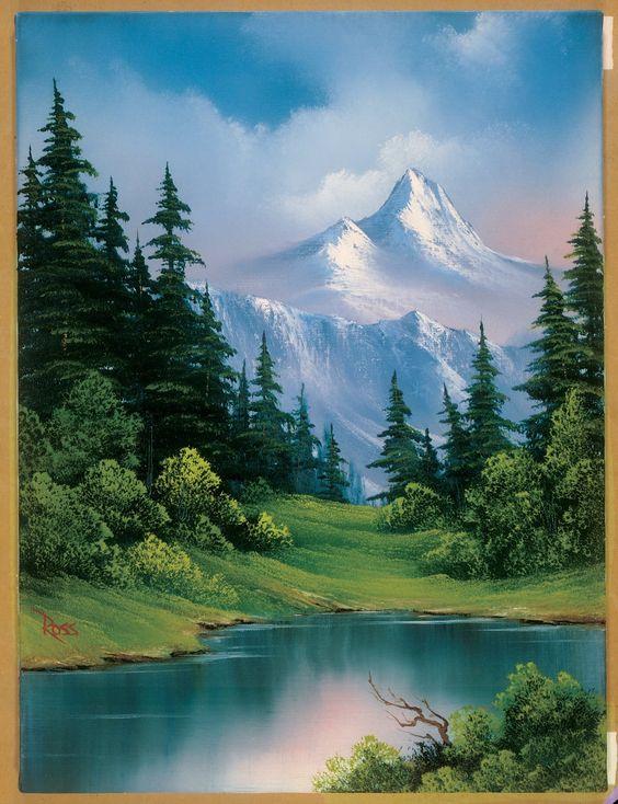 contoh gambar lukisan naturalisme 5