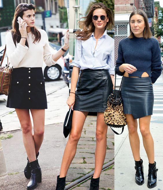 Aprenda a variar as produções na roupa de trabalho, combinando peças de estilos di...