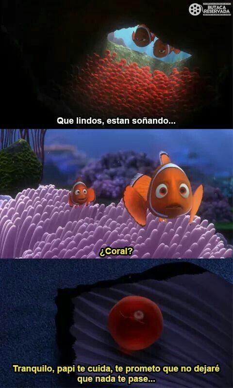 Buscando A Nemo Frases Peliculas Disney Frases Peliculas