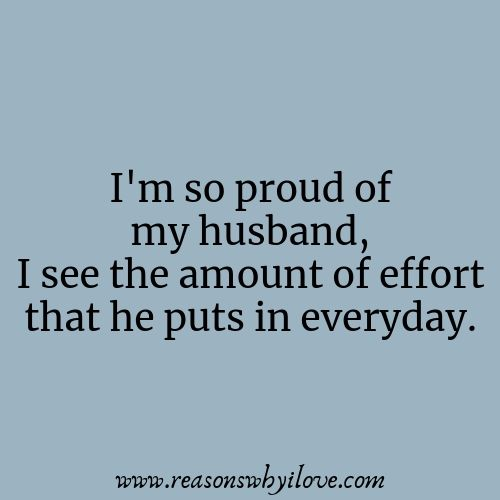 Proud Of My Husband Quotes | Prayer for marriage restoration ...
