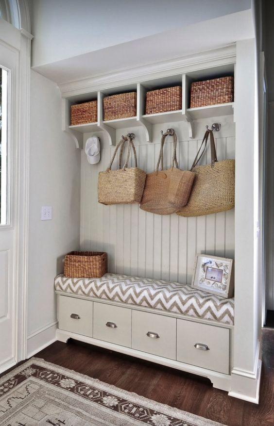 """Très joli et très pratique ! donne un petit air """"cottage"""" à son intérieur."""