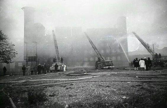 Photo San Giorgio factory fire in Lebanon, PA.