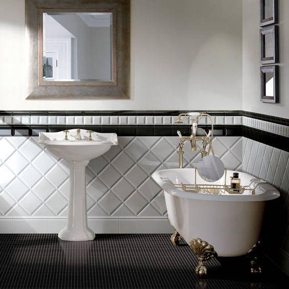 Decoração de Banheiros | Acervo de Interiores