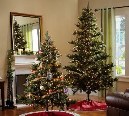 Una navidad muy elegante - Decorando el Hogar