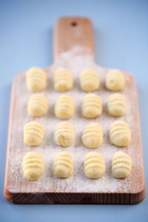 La recette des gnocchi maisons en images