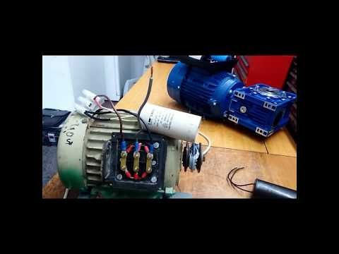 Pin En Como Bambiar Motor Trifasico A Monofasico