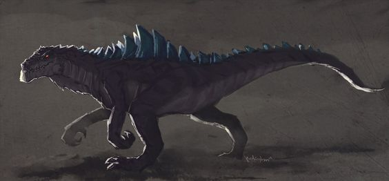 The One I Call Godzilla by oshirockingham.deviantart.com on @DeviantArt