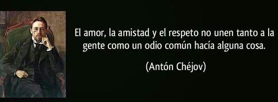 Antón Chéjov.
