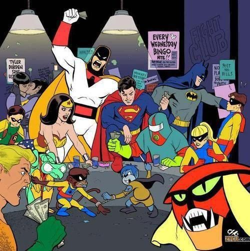 Pretty shady stuff going on here! #dccomics #spaceghost ...