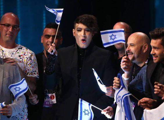 Por qué consentimos que la homofobia contamine Eurovisión Este año son evidentes las muestras contra los homosexuales. Eso es denunciable. Lo que es un misterio es la pasividad de los protagonistas #euforiaonline
