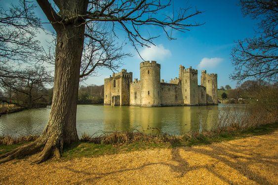Castelli d'Inghilterra: i più fiabeschi e suggestivi