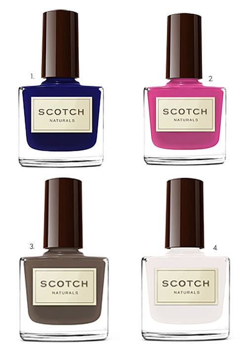Scotch Naturals eco polish