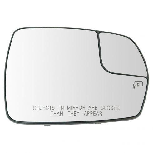 2015 2016 Ford Edge Side Mirror Glass For Manual Folding Mirrors Only In 2020 Ford Edge 2016 Ford Edge Glass Mirror