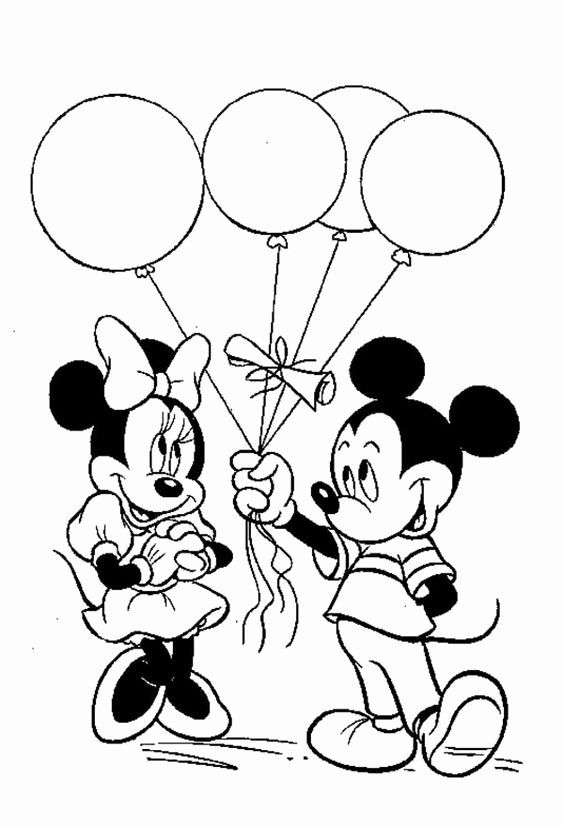 32 Mickey Mouse Clubhouse Coloring Page In 2020 Minnie Mouse