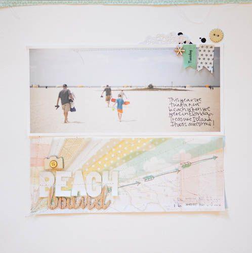 Beach bound - Marcy Penner