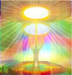 Dharmadhannya: Oração de integração com o Espirito Santo