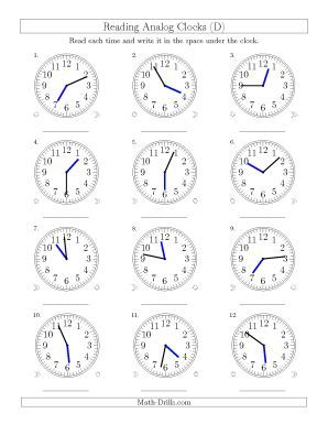 Time Worksheets : time worksheets converting minutes to hours Time ...