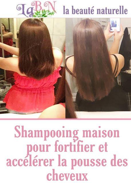 Shampooing Maison Pour Fortifier Et Accelerer La Pousse Des Cheveux Hair Beauty Hair Loss Beauty