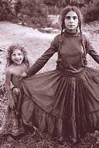 Romani girls