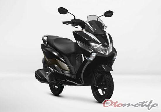 Harga Suzuki Burgman Street 125 2020 Review Spesifikasi Gambar Motor Gambar