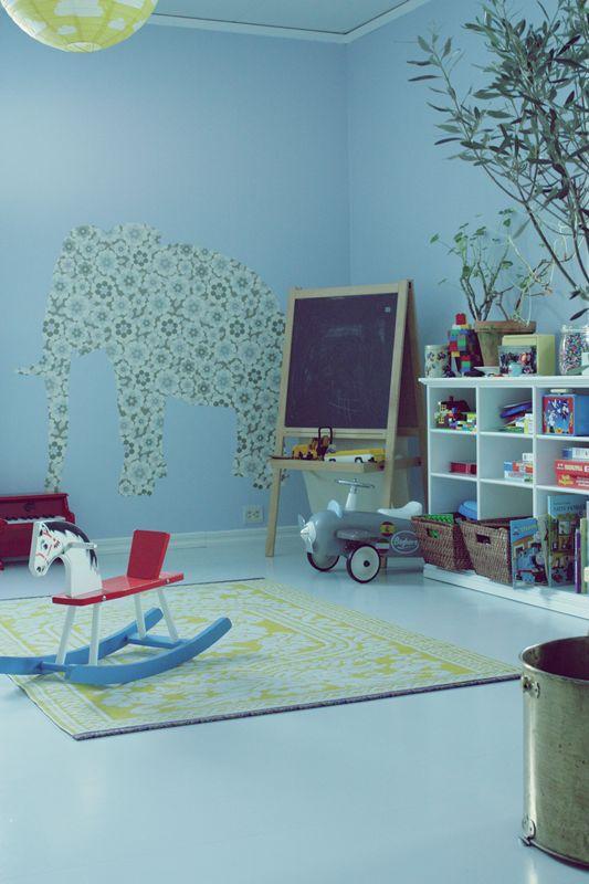 Une chambre d'enfants inspirante, cote-enfants.com