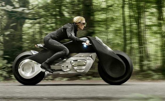Now the time has come to enter in the new world of bikes, which is above than superbikes or any other category of bikes. Because this time, BMW is going to launch a bike which we haven't seen before and thus bike is named as BMW Motorrad Vision Next 100.