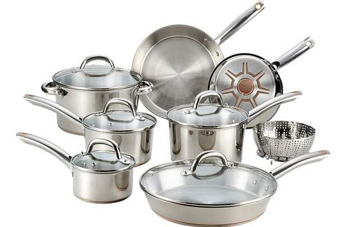 Top 10 Best Stainless Steel Cookware Sets Cookware Set Stainless Steel Stainless Steel Cookware Cookware Set