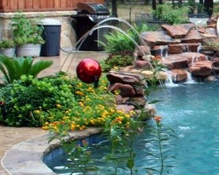 Deck Jets enhance your pool experience with movement and sound. Pentair Deck Jets creates a graceful arc of water that enters your pool with a gentle splash.