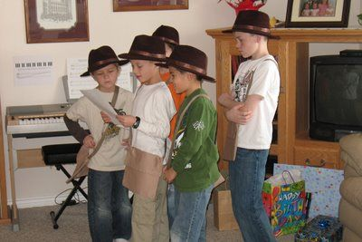 Indiana Jones party--Tons of ideas!