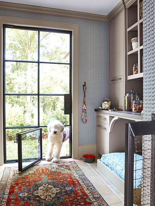You Must Perhaps Not Hesitate To Test New Techniques Of Making Your Home More Beautiful Being Open Minded Is Very Importa In 2020 Home Dog Room Decor Built In Dog Bed