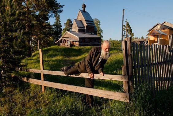 Karelia by Steve McCurry