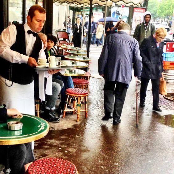 Focus On Paris: Soggy Paris
