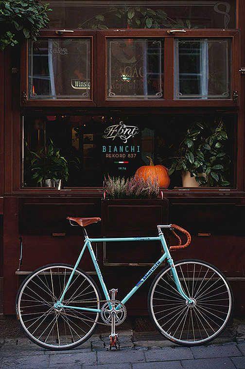 Fixed Gear Gallery :: Bianchi Rekord