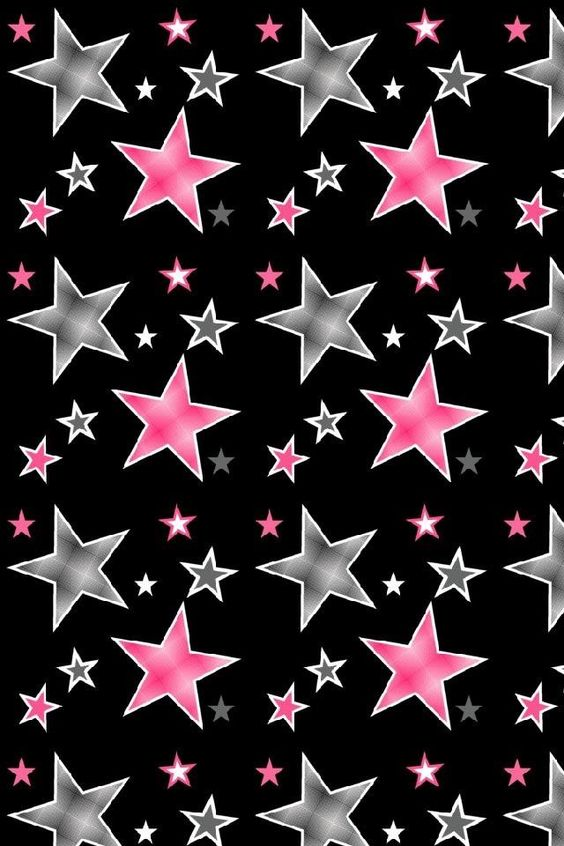 black with stars background pictures for iphone