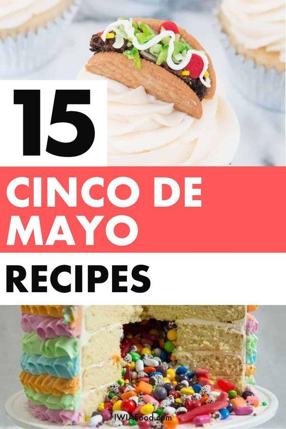 15 Awesome Cinco de Mayo Recipes - IWIA Food