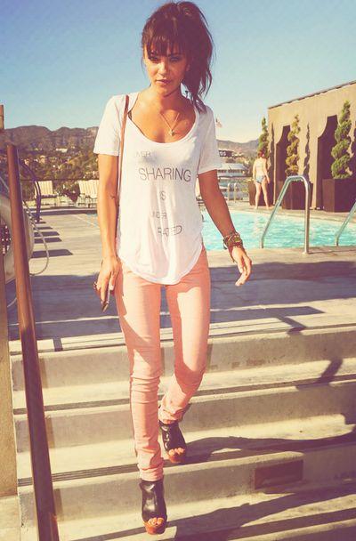 Jessica Szohr fashionista, vanessa abrams - gossip girl, #jessica szohr