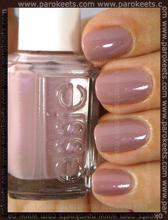 Essie Demure Vixen My All Time Favorite Nail Polish Color