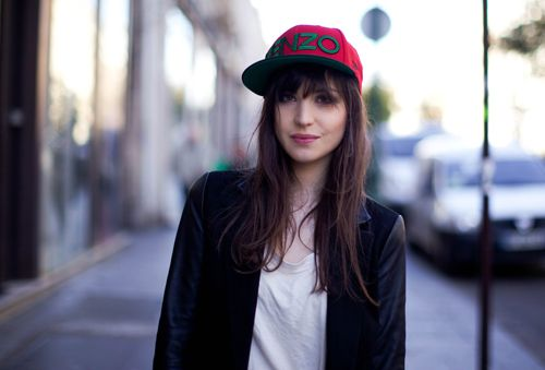 Kenzo Cap | Le Blog de Betty