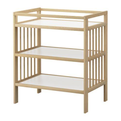 ikea gulliver table langer hauteur confortable pour changer votre enfant - Table A Langer Pratique