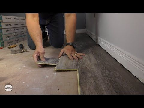 How To Install Vinyl Plank Flooring Quick And Simple Youtube Vinyl Plank Flooring Installing Vinyl Plank Flooring Vinyl Plank