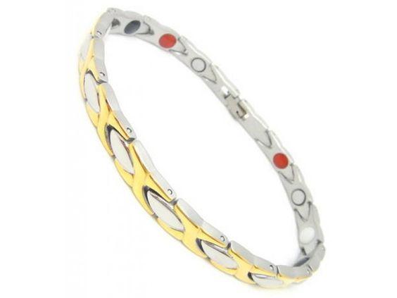 Lisa Magnetarmband 4 in 1 Titan online bestellen bei magnetarmbander.de