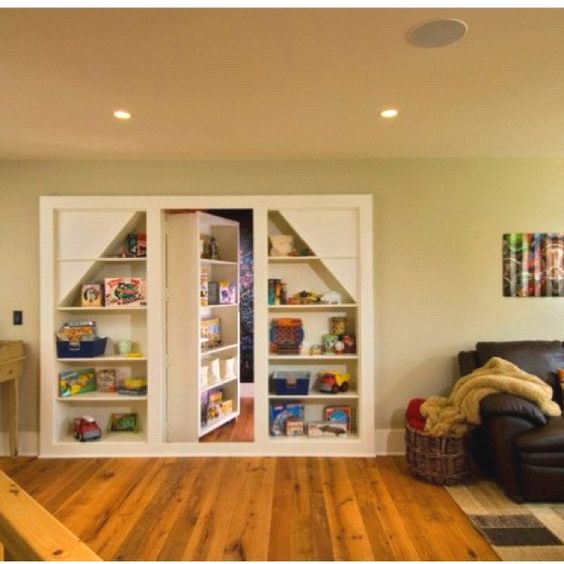 Hidden room.. Want this!