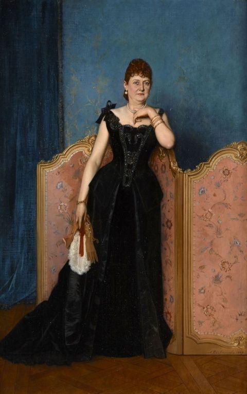 Французский Ñудожник Огюст Тульмуш (1829-1890) и его картины